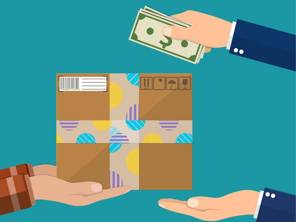 Belanja Online Bayar Ditempat (COD)