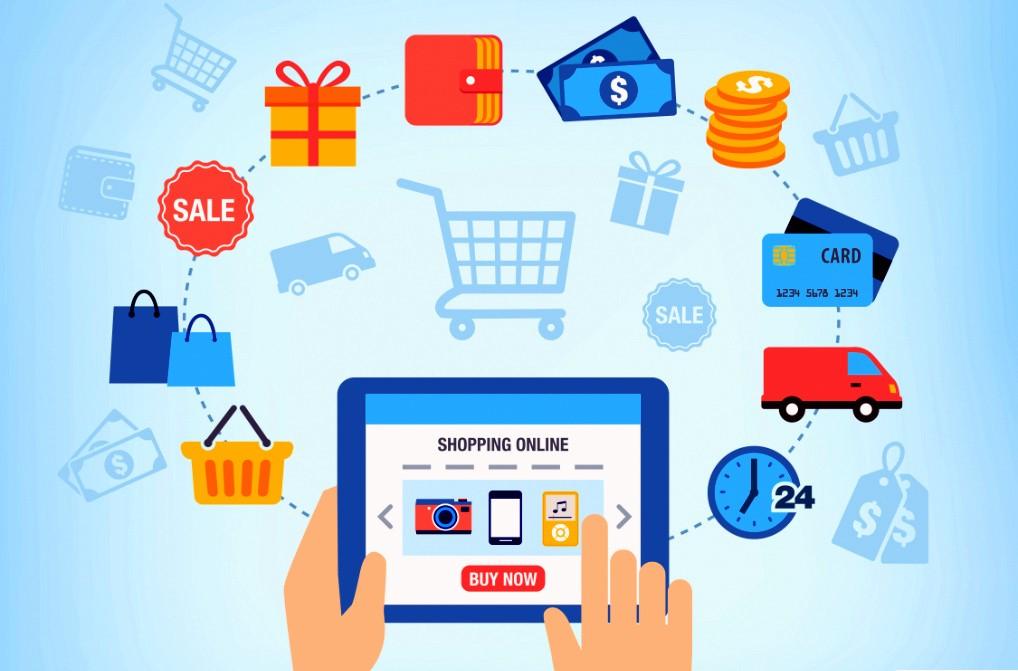 manfaat ecommerce Jangkauan Pelanggan Lebih Luas